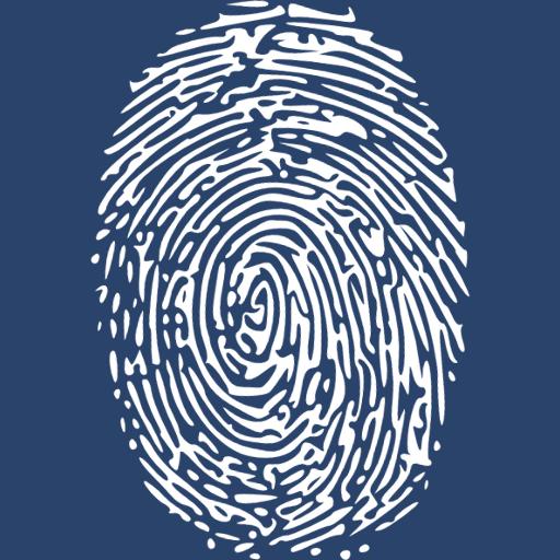 手指掃描器社會搜索 LOGO-APP點子
