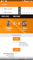 Screenshot of Sports.fr