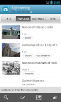 Screenshot of Haiti Travel Guide by Triposo