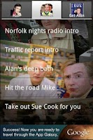 Screenshot of Alan Partridge S1 & S2 Sounds