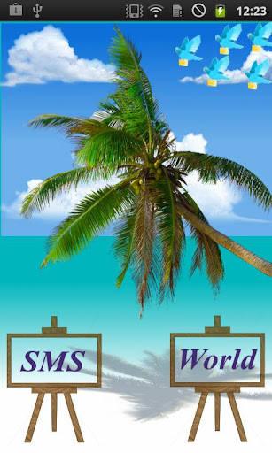 Sms World English