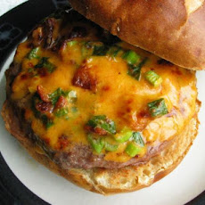 Easy Cheesy Topped Burgers