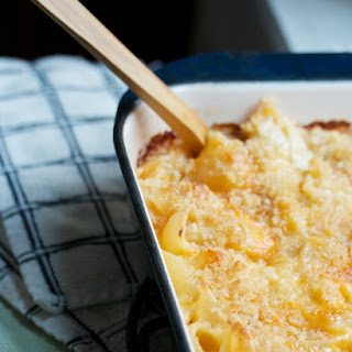 Blank Canvas Mac 'n Cheese