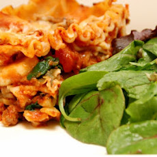 Healthy Low Fat Lasagna