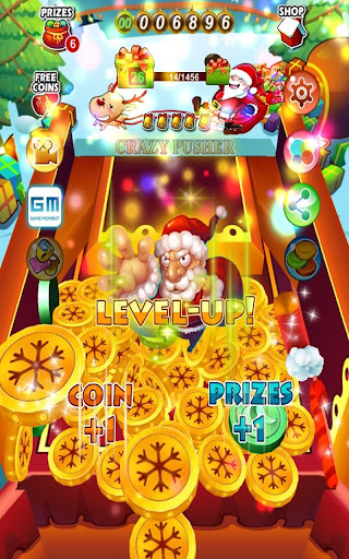 Coin Christmas Saga - screenshot