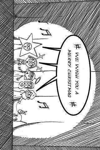 【免費漫畫App】ghostboy Christmas special-APP點子