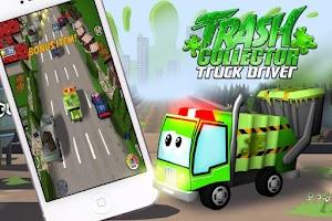 Screenshot of Trash Collector Truck Driver