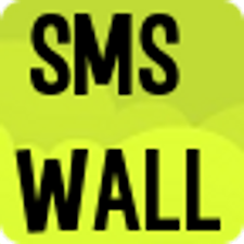 SMS Wall mur d'expression