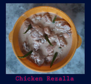 Chicken Rezalla