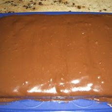 Peanut Butter and Chocolate Cake II