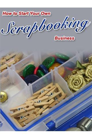 Start Scrapbooking Business