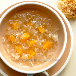 White Fungus Soup Recipes