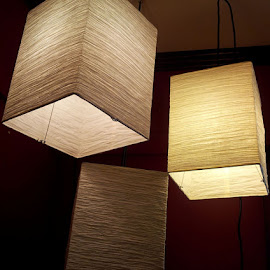 Paper Lanterns by Rich Havas - Artistic Objects Furniture