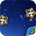 Touch star Magic Locker theme icon