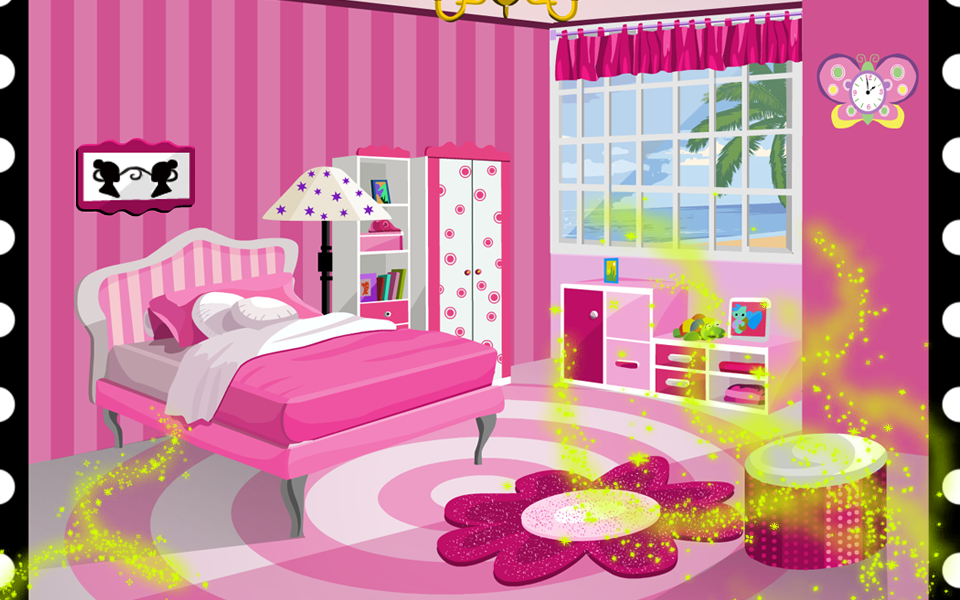 Pink Bedroom   Games for Girls   Android Apps on Google Play