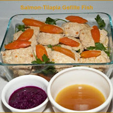 Delicious Old Style Gefilte Fish
