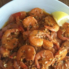 New Orleans-Style Barbecue Shrimp from 'Mastering the Art of Southern Cooking'