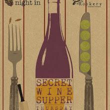 July Secret Wine Supper
