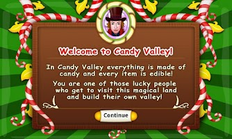 Screenshot of Candy Valley