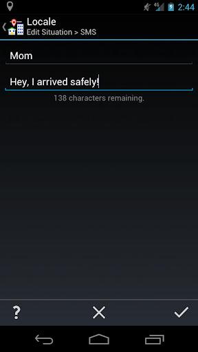 【免費通訊App】Locale SMS Plug-in-APP點子