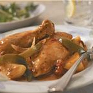 Chicken Provencal Stew
