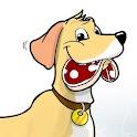 Pies i jego odbicie icon