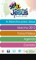 Screenshot of Marcha Para Jesus 2012