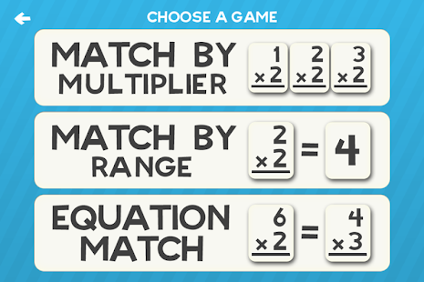 Multiplication Flash Card Kids - screenshot