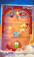 Screenshot of Cut the Rope: Experiments HD