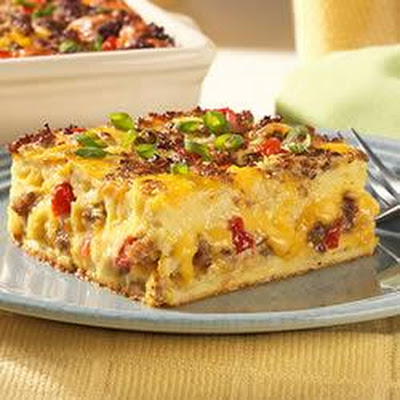 Jimmy Dean Breakfast Casserole