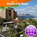 Gran Canaria Street Map icon