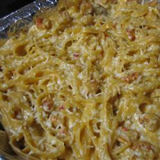 Crawfish Fettuccine I