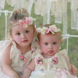 Vintage Blessings by Julianna Michelle - Babies & Children Child Portraits
