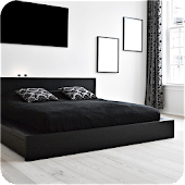 Download Black && White Bedroom Ideas APK to PC