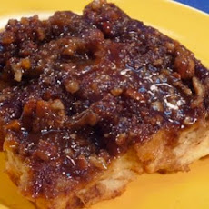 Pecan Upside-Down French Toast Casserole