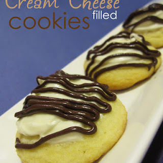 Cream Cheese Filled Cookies