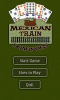 Screenshot of Mexican Train Dominoes Free