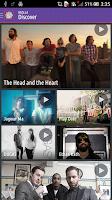 Screenshot of Lollapalooza Official 2014 App