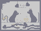 Thumbnail of the map 'romance, kitten style.'