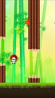 Screenshot of Ninja Panda Jump