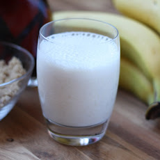 Banana Brown Sugar Vanilla Smoothie