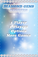 Screenshot of Diamond Gems Shooter