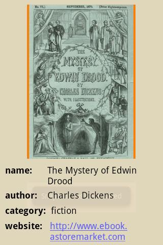 【免費書籍App】The Mystery of Edwin Drood-APP點子