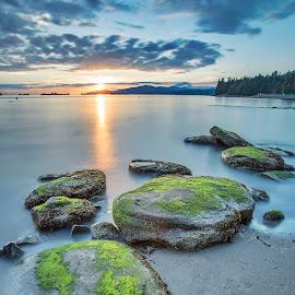 Canada BC Vancouver by Jimal Essa - Landscapes Sunsets & Sunrises (  )