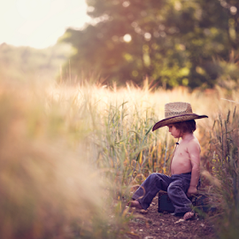 Pondering by Chinchilla  Photography - Babies & Children Toddlers