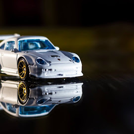 And Its a Porsche 911 by Harpreet Jabbal - Artistic Objects Toys