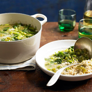 Vegetarian Green Chili Stew Recipes
