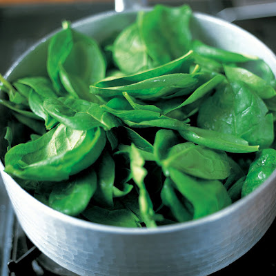 Perfect Braised Spinach