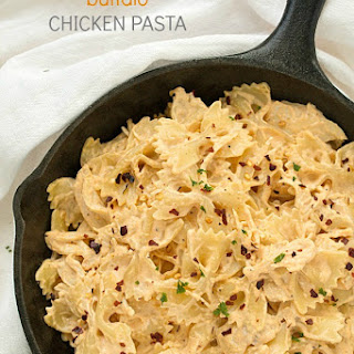 Buffalo Chicken Pasta Recipes