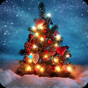 Christmas Snow Live Wallpaper For PC (Windows & MAC)